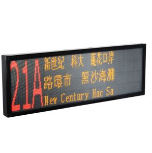 LED Destination Board (Front/Rear, TD-10)