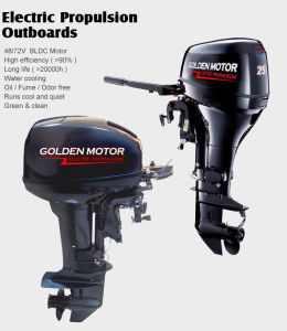 China ce 10hp electric outboard conversion kit china for Electric outboard motor conversion