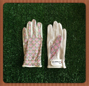 Pure Touch Breathable Mesh Female Golfing Glove with Right Hand