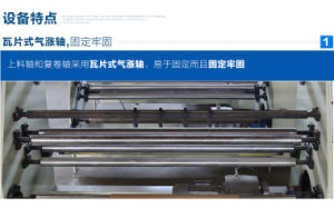 Vacuum Woodworking PVC Foil for Profile Wrapping Machine pictures & photos