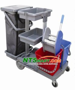 Cleaning Trolley pictures & photos