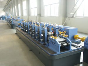 High-Frequency Welding Pipe Making Machine Line pictures & photos