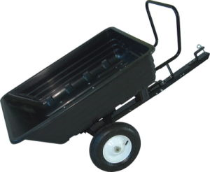 ATV Trailers - Poly Dump Cart 650LB pictures & photos