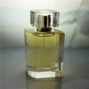 90ml Generous Reliable Royal Style Glass Perfume Bottle in Packing Bpttles pictures & photos