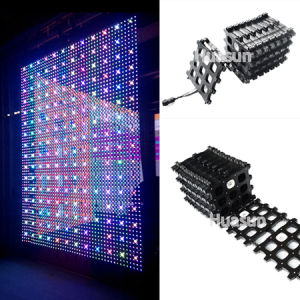 for Event Soft LED Gordijn Display pictures & photos