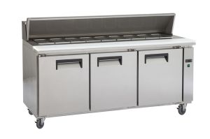 Preparation Bench Counter Table Refrigerator Manufacturer pictures & photos