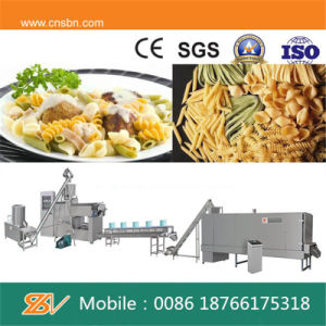 Automatic Pasta Manufacturing Plant/Machine/Machinery pictures & photos