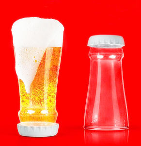 Creative Beer Cup 300ml Beer Glass Wine Glass pictures & photos