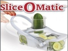 Slice O Matic, Plastic Vegetable Chopper, Vegetable Slicer (TV165) pictures & photos
