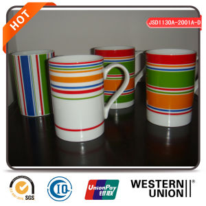 Painting Porcelain Mugs pictures & photos