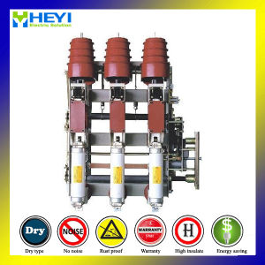 Fzn25 AC Type 12kv Indoor High Voltage Vacuum Load Break Switch with Fuse pictures & photos
