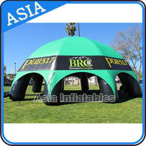 Simple & Nice-Looking Inflatable Dome Spider Tents pictures & photos