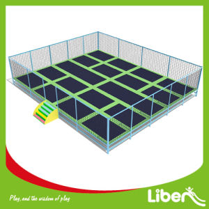 Liben Factory Indoor Trampoline Bed for Amusement pictures & photos