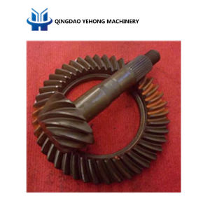 BS6045 11/43 Best Seller Truck Car Parts Drive Axle Differential Gear Helical Bevel Gear pictures & photos