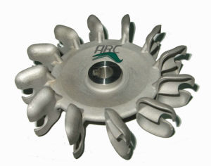 OEM Lost Wax Casting for Marine Impeller