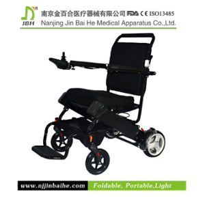 Lighweight Foldable Power Wheelchair with CE, FDA Approval pictures & photos