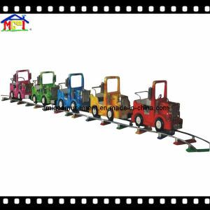 Cartoon Train Amusement Equipment for Outdoor Playground pictures & photos