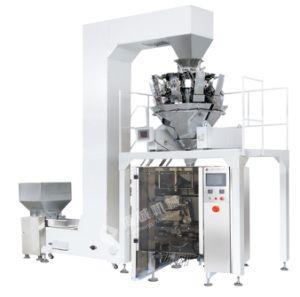 Puffed Food Packing Machine (DXD-420C) pictures & photos