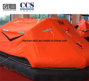 25 Man Rubber Life Raft Price in China (A25) pictures & photos