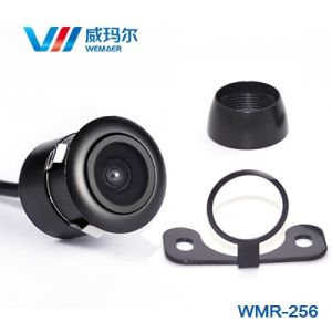 18.5mm Waterproof Mini Car Rearview Camera with Hanging Kits (WMR-256) pictures & photos