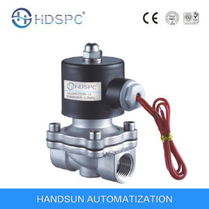 2s Series 2/2way Water Solenoid Valve pictures & photos