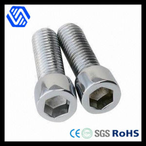 High Quality Stainless Steel Socket Cap Screw pictures & photos