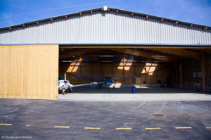 Light Roofing Prefab Shed Steel Structure Airplane Hangar pictures & photos