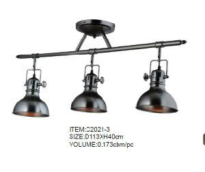 New Design Black Decorative Restaurant Pendant Lamp (C2021-3) pictures & photos