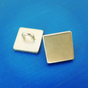 Square Shape Sewing Button for Clothing (HSB00057) pictures & photos