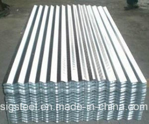 Galvanizd Corrugated Roofing Sheet SGCC pictures & photos