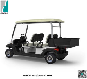 Electric Golf Cart, CE Certificate for EU with Multifunctional Golf Car, EG204AH pictures & photos
