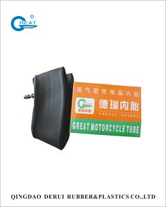 Motorcycle Tyre Inner Tube/Natural Inner Tube/Butyl Inner Tube (300-18)