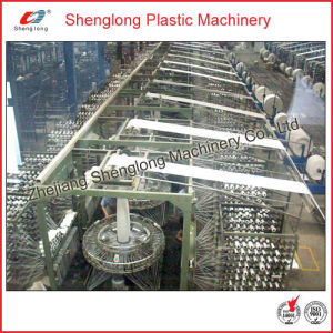 Plastic Chemical Bag Packing Production Line Circular Loom Machine pictures & photos