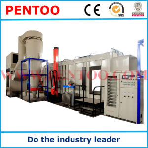 Manual Powder Spray Booth with Single-Stage Recovery System pictures & photos