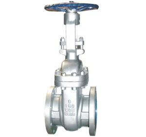 Cast Steel Gate Valve for Oil Application pictures & photos