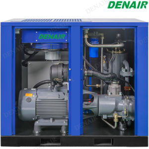 Industrial Direct Driven Stationary Rotary Screw Air Compressor Manufacturer (ISO&CE) pictures & photos