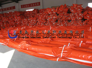 Environmental Protection PVC Oil Fence Boom pictures & photos