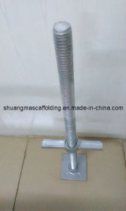Construction Scaffolding Adjustable Screw Jack Base pictures & photos