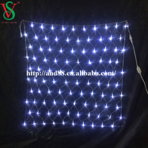 PVC Cable LED Mesh Light for Christmas Decorations pictures & photos
