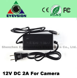 DC Power Supply for Security Camera and DVR (EV-PW123A) pictures & photos