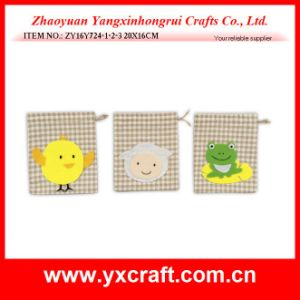 Easter Decoration (ZY15Y338-1-2-3) Easter Camouflage Color Bag pictures & photos