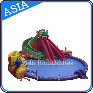 Customized Inflatable Monster Water Park for Outdoor Playground pictures & photos