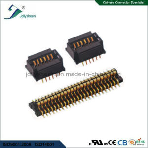 Pitch 2.0mm Auto Connector Male and Female Socket pictures & photos