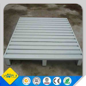 Heavy Duty Blue Standard Steel Pallet