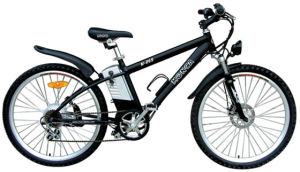 Mountain Electric Bike with Alloy Aluminum Frame (M250) pictures & photos