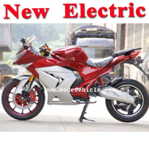 New 3000W Electric Motorcycle/Electric Scooter/Electric Dirt Bike/Electric Bike (mc-248) pictures & photos