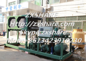 Direct Cooling Block Ice Machine for Fishery Industrial