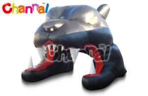 Panther Tunnel Inflatbale for Sport Games Bb257 pictures & photos