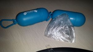 Feima Plastic Dog Shit Bag on Roll pictures & photos