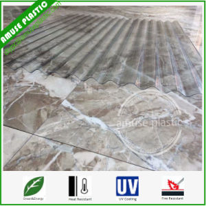 Ten Years Warranty Polycarbonate PC Hollow Roofing Policarbonato Roof Tiles Sheets pictures & photos